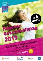 Hagener Gesundheitstag am Samstag, 6. April 2019